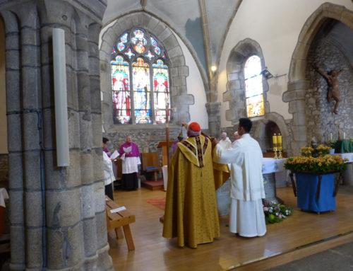 Sonorisation Abbaye de Beauchêne à Cerizay