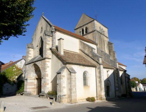 Sonorisation Eglise Saint Cyr -Volnay (21290). Paroisse de Meursault – Père Dominique Garnier