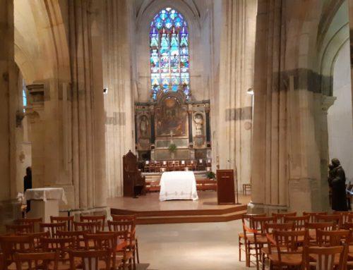 Nouvelle sonorisation de l'Eglise Saint-Didier à Villiers le Bel