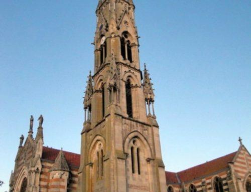 Sonorisation Basilique Notre Dame – Bon Encontre (47240) Paroisse de Notre Dame de Bon Encontre – Père Antoine TRAN