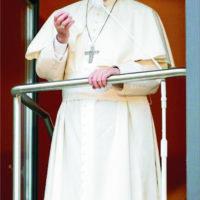 Sa Sainteté le Pape François